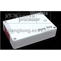 Wireless Sensor Processor 433.92Mhz, work with safety edge, XT76