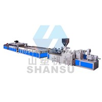 Wood Plastic (Foamed) Board Extrusion Line