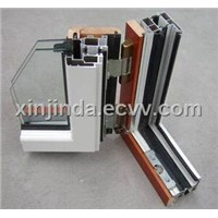 Wood Clad Aluminum Window and Door