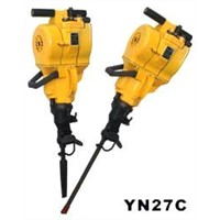 YN27C rock drilling machine