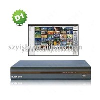 YS-5608V 8CH H.264 real-time  embeded DVR