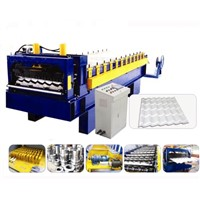 Color Tile Roof Forming Machine (YX30-1050)