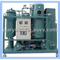 Turbine Oil Vacuum Oil Purifier (ZJC-100)