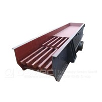 Vibrating Feeder Used in Mine Industry (ZSW Series)