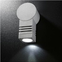 Aluminium LED Wall Light