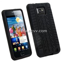 anti radiation silionce case for sansung galaxy s2