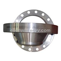Carbon Steel Raised Face Slip on Flange