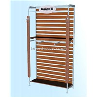Clothes Wall High Rack