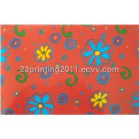 Colorful Gift Wrapping Paper Printing