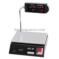 Digital Price Computing Weighing Scale with Pole