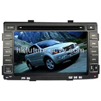 double din car audio&video car dvd gps player for KIA SORENTO