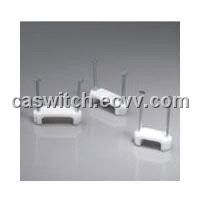 Double Nail Flat Cable Clips