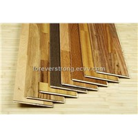 double unilin click commercial grade laminate flooring(made of HDF board )