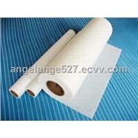 fiberglass roofing tissue/waterproofing material