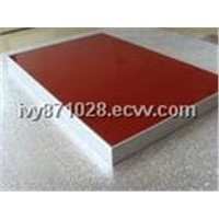 high glossy UV painted MDF board for kitchen cabinet door