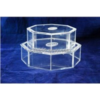 high quality acrylic box