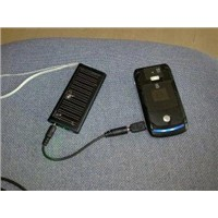 high quality mobile phone solar charger
