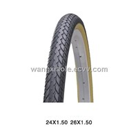 Rubber Bike Tyre