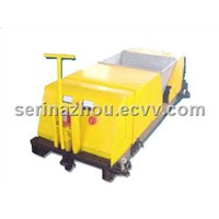 hollow core slab (wall slab ) making machine