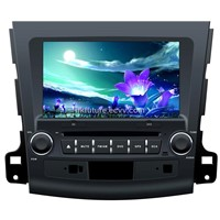 in-dash car dvd player for Mitsubishi Outlander