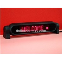 led car message sign-750