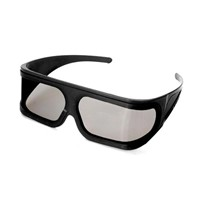 Linear Polarized 4D Glasses