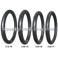 motorcycle butyl tubes (3.00-18, 460-18)