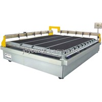 New Type Pneumatic Semi-Automatic Multi-Cutter Glass Cutting Line