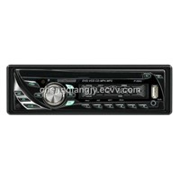 One DIN Car CD Player
