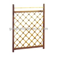 Outdoo Bamboo Fenceing Door
