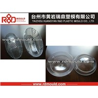 Plastic Lamp Shape Mould