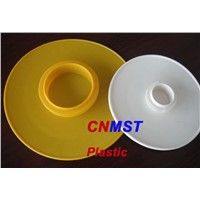 push-in flange protector