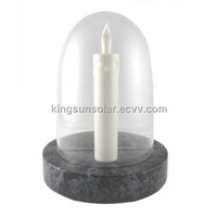 Solar New Toys Gravey Yard Candle