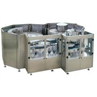 three in one high speed filling machine