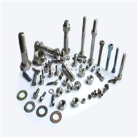 titanium screw,bolt,nut and washer