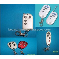 wireless RF- remote control FOR ALARM SYSTEM
