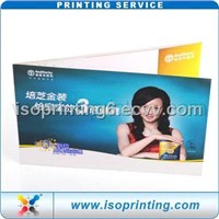beauty brochure printing