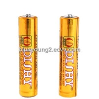 dishy hot sale LR03 dry alkaline battery