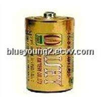 dishy hot sale LR14 dry alkaline battery