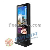 65 Inch Interactive Digital Signage with Touch Screen ,Standard PC Input