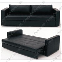 Sofa Bed 190*132 (2 Backrest Cushions) Fabric (AS2242)