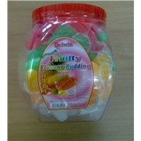 Fruit Pudding Jelly in Jars by Manufacturer