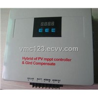 96V /1KW off-grid/hybrid MPPT solar charger controller/regulator