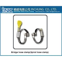 Bridge Hose Clamp (Spiral Hose Clamp)