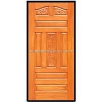Engraving Wooden Door