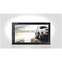 6.95inch 2 DIN Universal DVD with GPS/BLUETOOTH/TV/RADIO/IPOD/USB/SD