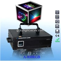 Full Color Animation Effect Light Show (A-800RGB)
