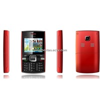 DUAL SIM CARD CELL PHONE with big keypad and torch-lights X2