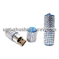 Gifts  Jewelry Lipstick Shaped USB Sticks