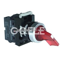 LA115-A2-11CXSD Rotary Switch with LED Light